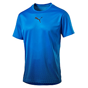 Polera  Essential Tech Azul