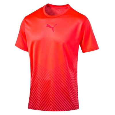 Polera  Essential Tech Roja