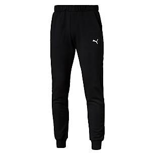 Pantalón Ess Sweat Slim TR Negro