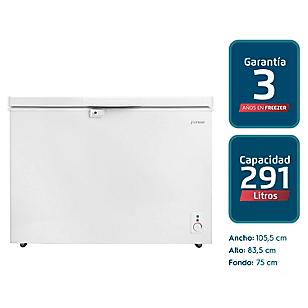 Freezer Horizontal 291 lt Z300
