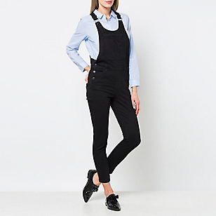 Jeans tipo Jardinera