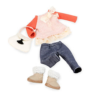 Hermoso Outfit con Encaje