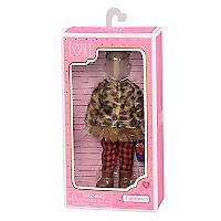 Outfit con Estampado de Leopardo
