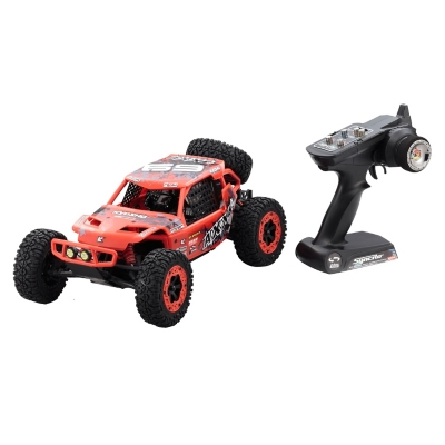 Juguete Axxe T3 Red 1/10 Ep 2Wd