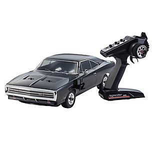 Dodge Charger 1970 Black
