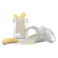 Contenedor 100 ml 2 un Blanco