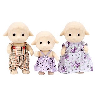 Juguete Sheep Family Epoch1908