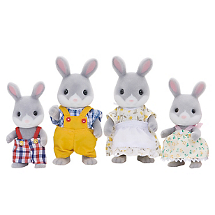 Juguete Cottontail Rabbit Family Epoch3134