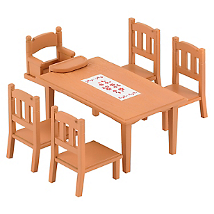 Juguete Dining Table Set Epoch2933
