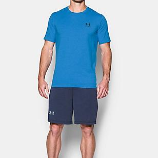 Polera UA Charged Cotton® Sportstyle