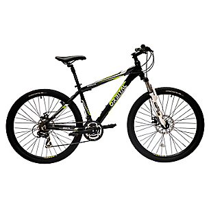 Bicicleta Aro 27,5 Mystic 275 Negro/Verde