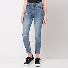 Jeans Desgarrado