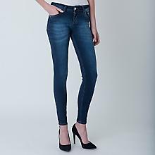 Jeans Skinny Focalizado