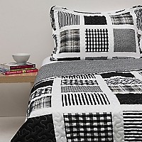 Quilt Estampado 1,5 Plazas Iker