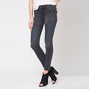 Jeans Detalles Strass