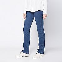 Jeans Tiro Medio Bootcut