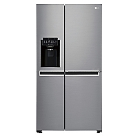 Refrigerador Side By Side 601 lt