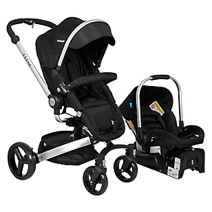 Coche Travel System Blend Negro