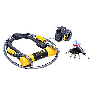 Candado Bicicleta Bulldog Mini Cable