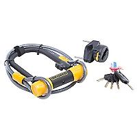 Candado Bicicleta Bulldog Med Cable