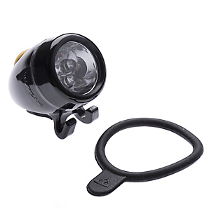 Luz Bicicleta Delantera Negra