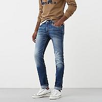 Jeans Tim Slim-Fit Lavado Medio