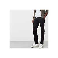Pantalón Chino Slim Fit Garment Dyed