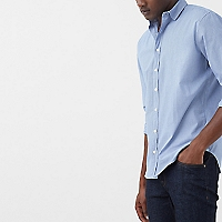 Camisa Slim-Fit Cuadro Vichy