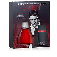Set Spirit EDT 100 ML + After Shave 100 ML