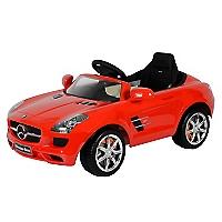 Auto eléctrico SLS Rojo
