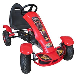 Go Kart Rojo Vento