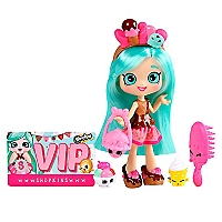 Muñeca Shoppies Peppa-Mint