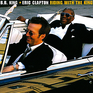 Vinilo Riding With The King Warner