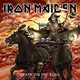 Vinilo Death On The Road Warner