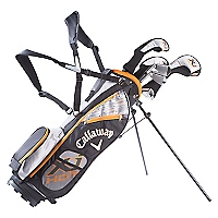 Palos de Golf Set Junior Hot 8 Piezas 9-12 a�os para ni�o