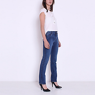 Jeans Bootcut Liso