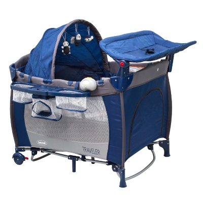 Cuna Traveler 6044 Azul