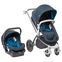 Coche Travel System Epic 3G M Azul