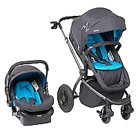 Coche Travel System Epic 3G City Azul