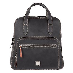 Mochila V1635 Zip Backpack