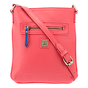 Cartera Cruzada V1630 Zip Crossbody