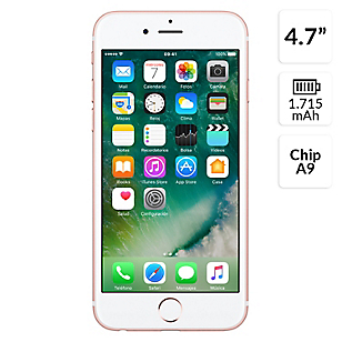 iPhone 6S 32GB Rose Gold Liberado