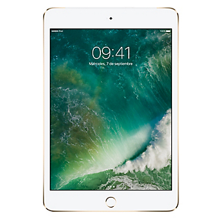 iPad Mini Retina 32GB WiFi  4G Gold