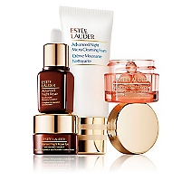 Set Tratamiento Rostro Suero Advanced Night Repair 7 ML, Suero Advanced Night Repair Ojos 5 ML, Ampollas Advanced Night Repair 15 ML , Espuma Limpiadora 30 ML