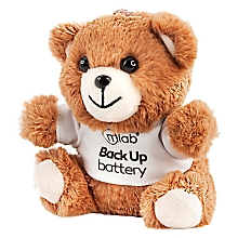 Power Bank Peluche Oso 5600 Mah Café 7345