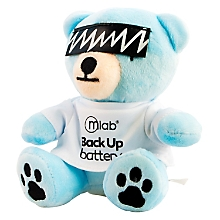 Power Bank Peluche Oso 5600 Mah Azul 7346