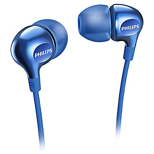Audífonos Multimedia Azul SHE3700BL/00