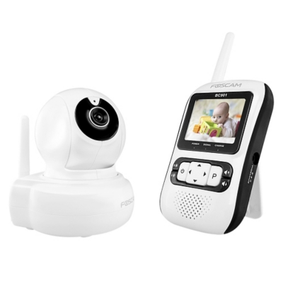 Monitor Bebé Audio Video