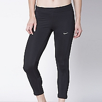 Calza Essential Running Crops