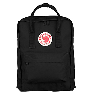 Mochila Kanken Black Mini